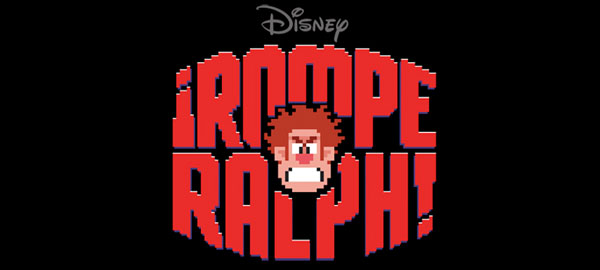 Walt disney animation studios logo wreck it ralph