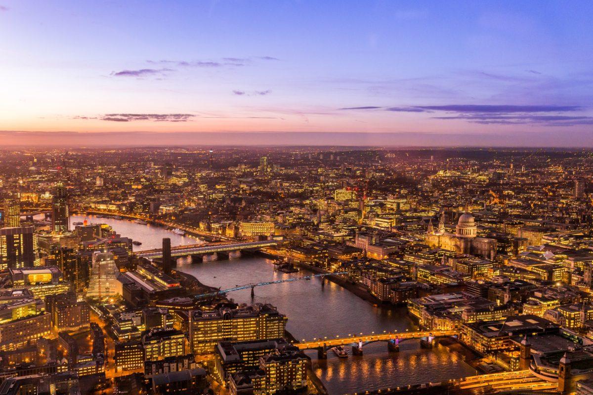 Una aventurilla en Londres